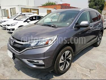 Foto venta Auto usado Honda CR-V EXL Navi (2015) color Acero precio $315,000
