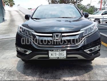Foto venta Auto usado Honda CR-V EXL Navi (2016) color Negro Cristal precio $330,000