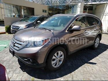 Foto venta Auto usado Honda CR-V EXL NAVI (2014) color Cafe precio $240,000