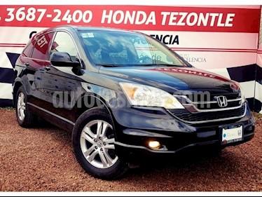 Foto venta Auto usado Honda CR-V EXL (2010) color Negro Cristal precio $160,000