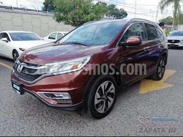 foto Honda CR-V EXL usado (2015) color Rojo precio $275,000