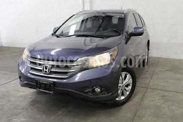 Foto venta Auto usado Honda CR-V EXL (2012) color Azul precio $190,000