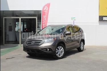 Foto venta Auto Seminuevo Honda CR-V EXL (2013) color Cafe precio $259,000