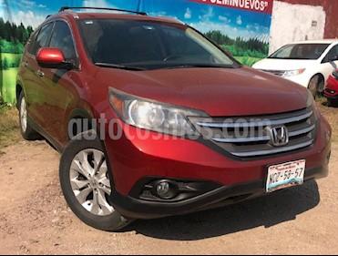 Foto venta Auto Seminuevo Honda CR-V EXL (2012) color Vino Tinto precio $208,000