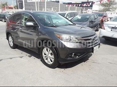 Foto Honda CR-V EXL usado (2012) color Gris precio $195,000