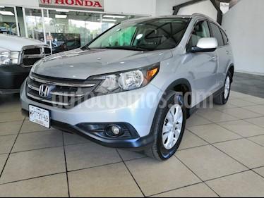 Foto venta Auto usado Honda CR-V EXL (2013) color Plata Diamante precio $225,000