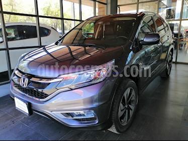 Foto Honda CR-V EXL usado (2015) color Tungsteno precio $279,000