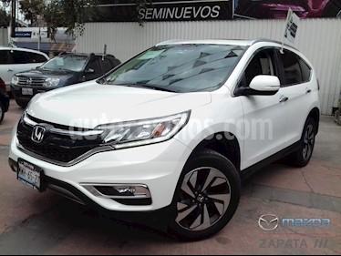 Foto venta Auto usado Honda CR-V EXL (2016) color Blanco precio $340,000