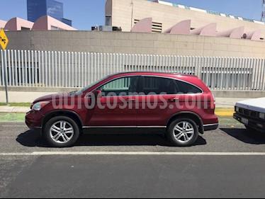 Foto Honda CR-V EXL usado (2010) color Rojo Granada precio $180,000