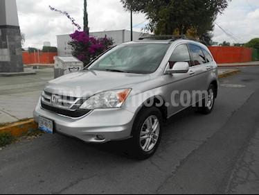 Foto venta Auto Seminuevo Honda CR-V EXL (2010) color Plata precio $168,000