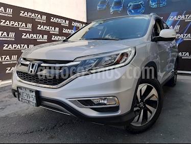 Foto Honda CR-V EXL usado (2015) color Plata Diamante precio $319,900