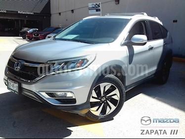 foto Honda CR-V EXL usado (2016) color Plata Diamante precio $325,000