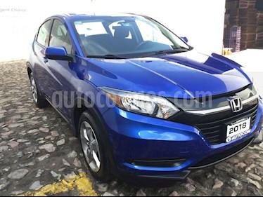 Foto venta Auto usado Honda CR-V HR-V UNIQ MANUAL (2018) color Azul precio $280,000