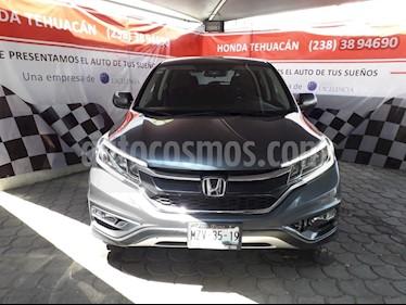 Foto venta Auto usado Honda CR-V i-Style (2016) color Acero precio $310,000