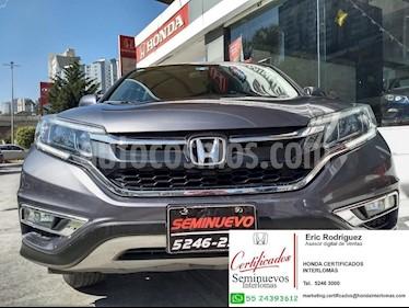 Foto venta Auto Seminuevo Honda CR-V i-Style (2016) color Gris precio $324,900