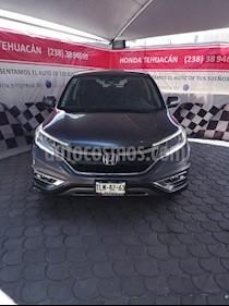 Foto venta Auto usado Honda CR-V i-Style (2016) color Acero precio $315,000