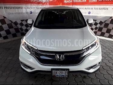 Foto venta Auto usado Honda CR-V i-Style (2016) color Blanco Marfil precio $290,000