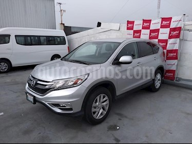 Foto venta Auto Seminuevo Honda CR-V i-Style (2016) color Plata precio $310,000