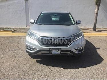 Foto venta Auto usado Honda CR-V i-Style (2016) color Plata Diamante precio $310,000