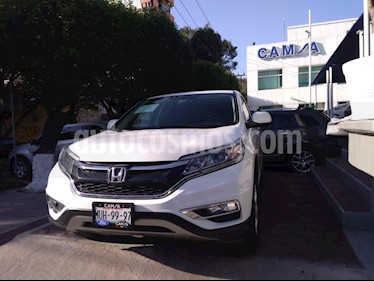 Foto venta Auto usado Honda CR-V i-Style (2015) color Blanco precio $274,900