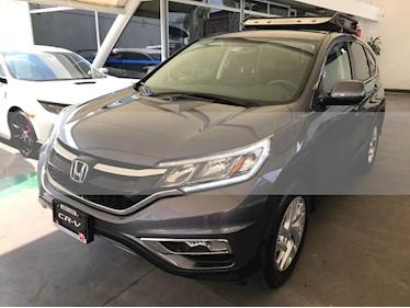 Foto venta Auto usado Honda CR-V i-Style (2016) color Gris precio $319,000