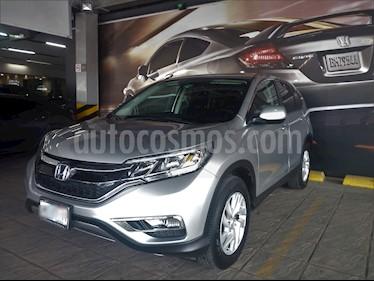 Foto venta Auto usado Honda CR-V i-Style (2016) color Plata precio $365,000