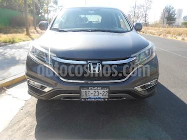 Foto venta Auto usado Honda CR-V i-Style (2015) color Gris precio $270,000