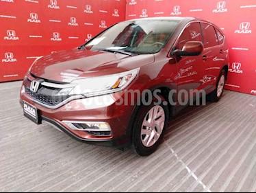 Honda CR-V i-Style usado (2016) color Cafe precio $325,000