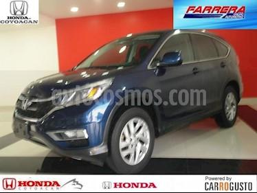 Foto venta Auto usado Honda CR-V i-Style (2015) color Azul precio $260,000