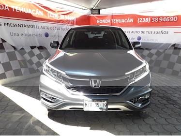 Foto venta Auto usado Honda CR-V i-Style (2016) color Acero precio $295,000