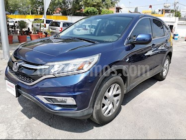 Honda CR-V i-Style usado (2016) color Azul Oscuro precio $280,000