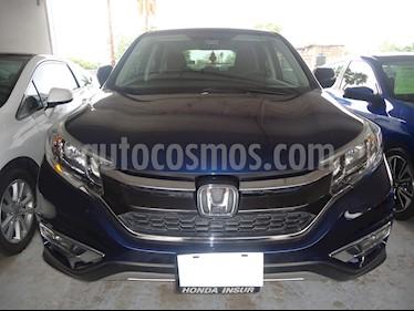 Foto venta Auto usado Honda CR-V i-Style (2016) color Azul precio $295,000