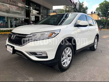 Foto venta Auto usado Honda CR-V i-Style (2016) color Blanco precio $308,000