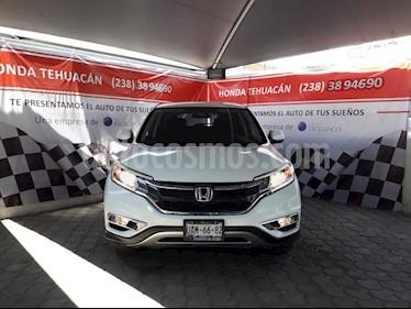 Foto venta Auto usado Honda CR-V i-Style (2016) color Blanco Marfil precio $310,000