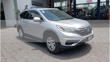 Honda CR-V LX 2.4L (166Hp) usado (2015) color Plata precio $238,900
