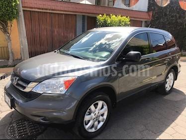 Honda CR-V LX 2.4L (166Hp) usado (2010) color Gris Oscuro precio $152,000