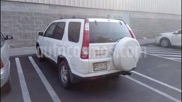 Foto venta Auto usado Honda CR-V LX 2.4L (166Hp) (2002) color Blanco precio $52,400