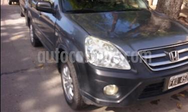 Foto venta Auto usado Honda CR-V LX 2.4L 4x2 (185CV)  (2006) color Gris Oscuro precio $265.000