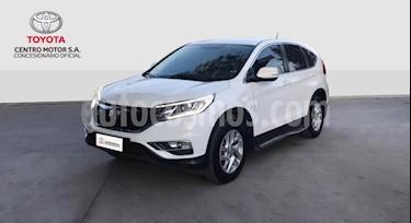 Foto venta Auto usado Honda CR-V LX 2.4L 4x2 (185CV)  (2016) color Blanco precio $1.350.000