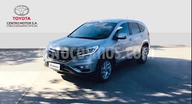 Foto venta Auto usado Honda CR-V LX 2.4L 4x2 (185CV)  (2017) color Gris Claro precio $1.450.000