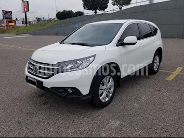 Foto venta Auto usado Honda CR-V LX 2.4L 4x2 (185CV)  (2014) color Blanco precio $900.000