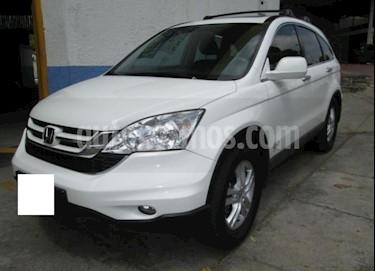 Honda CR-V LX 2.4L Aut usado (2010) color Blanco precio $30.000.000