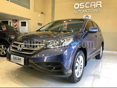 Foto venta Auto usado Honda CR-V LX 4x2 (185CV) (2013) color Azul Brillante precio $849.000