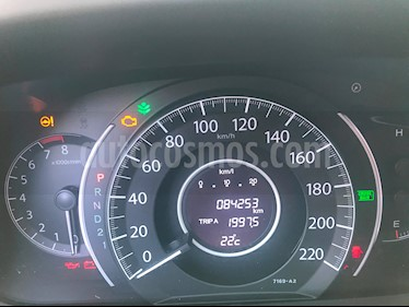 Honda CR-V LX 4x2 Aut usado (2013) color Gris precio $750.000