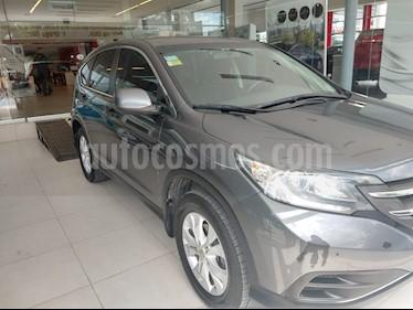 Foto venta Auto usado Honda CR-V LX 4x2 Aut (2014) color Gris Oscuro precio $700.000