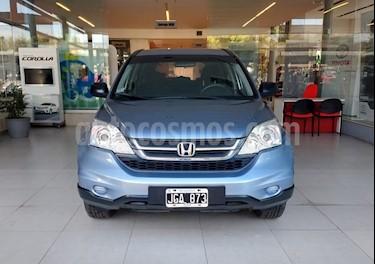 Foto venta Auto usado Honda CR-V LX 4x2 Aut (2010) color Celeste precio $485.000
