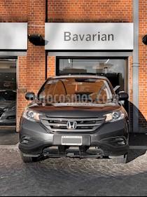 Foto venta Auto usado Honda CR-V LX 4x2 Aut (2013) color Gris precio $960.000