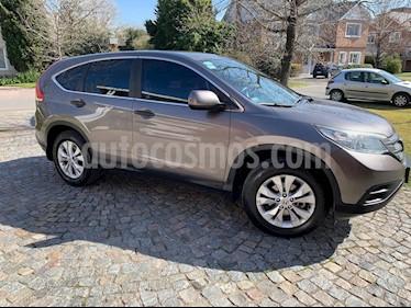 Honda CR-V LX 4x2 Aut usado (2012) color Bronce precio u$s15.000