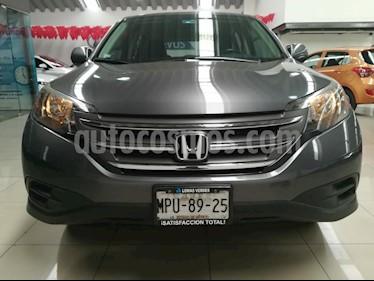 Foto venta Auto Seminuevo Honda CR-V LX (2013) color Gris precio $224,000