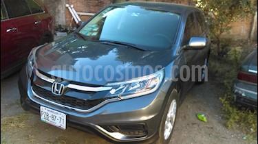 Honda CR-V LX usado (2015) color Gris precio $243,000